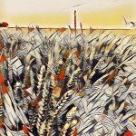 Jenever gemaakt van graan uit Oldambt (Graanrepubliek)